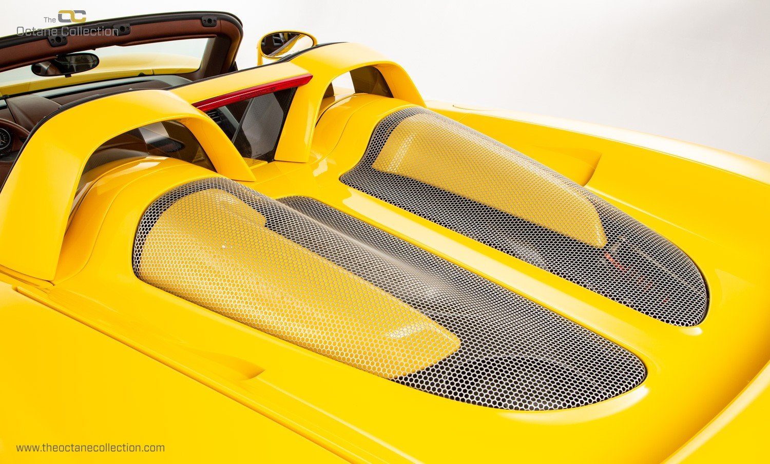 2006  PORSCHE CARRERA GT // SPEED YELLOW // ENGINE OUT SERVICE For Sale (picture 16 of 23)