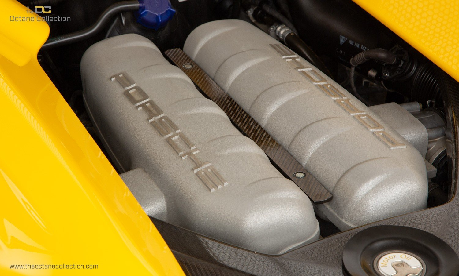 2006  PORSCHE CARRERA GT // SPEED YELLOW // ENGINE OUT SERVICE For Sale (picture 19 of 23)