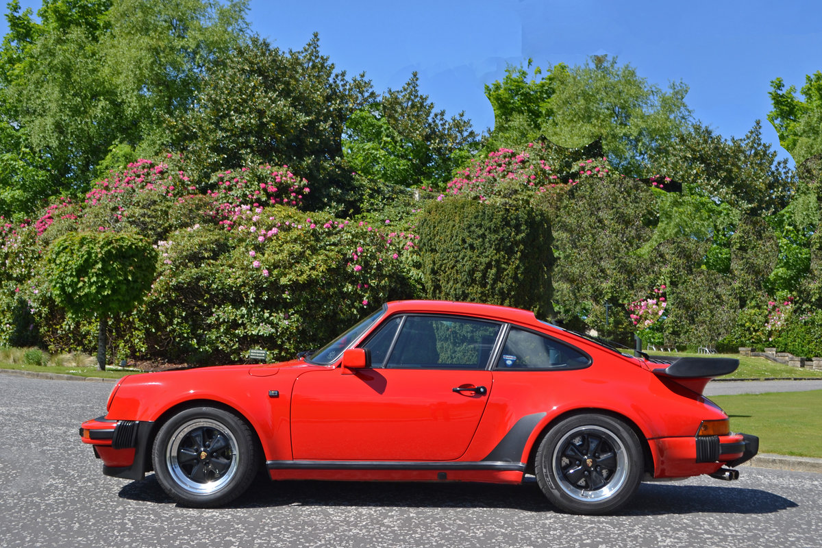 1981 Porsche 930 Turbo (Folders of history) For Sale (picture 4 of 6)
