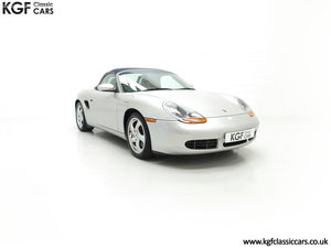 2001 A Fantastic Porsche Boxster S 3.2 Manual with 16,472 Miles