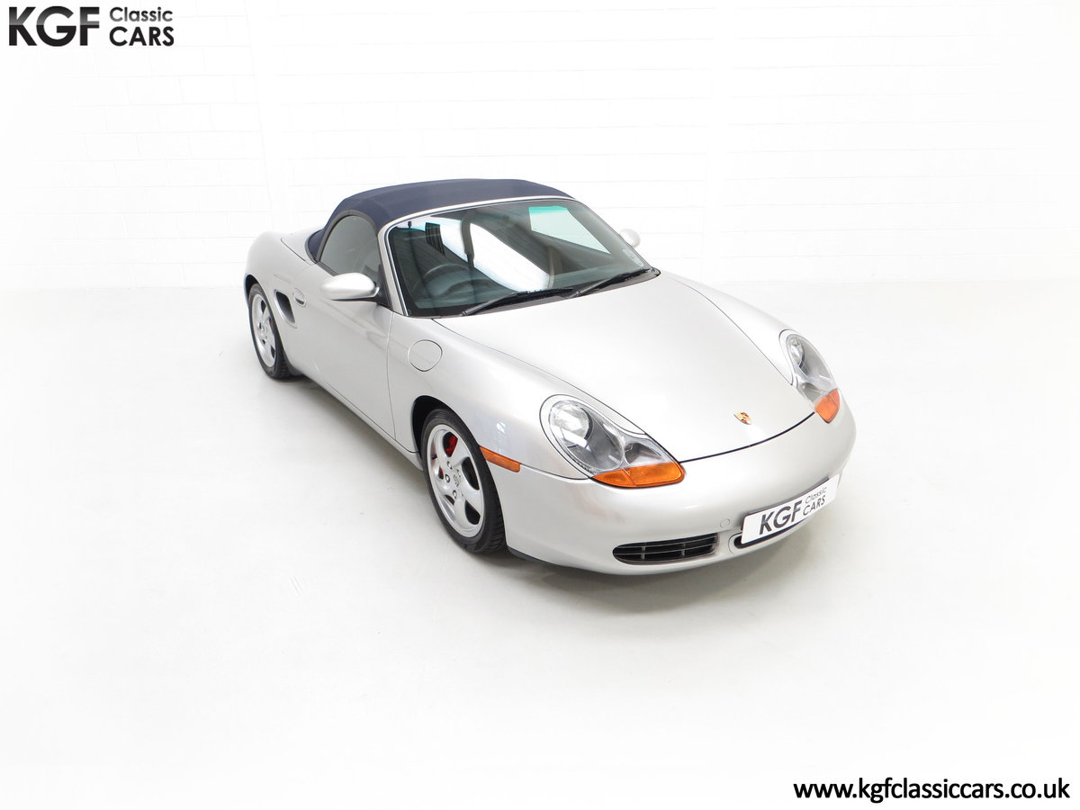 2001 A Fantastic Porsche Boxster S 3.2 Manual with 16,472 Miles For Sale (picture 2 of 24)