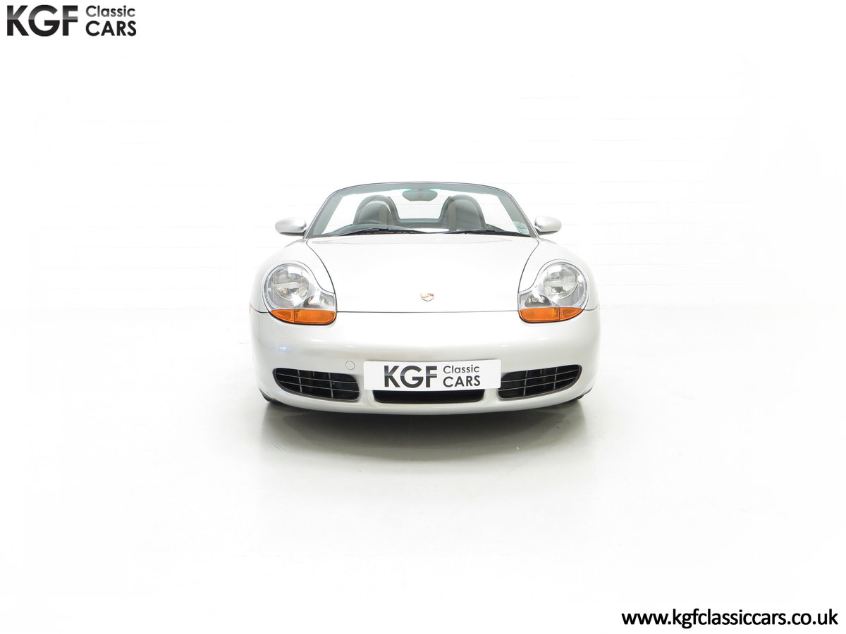2001 A Fantastic Porsche Boxster S 3.2 Manual with 16,472 Miles For Sale (picture 3 of 24)