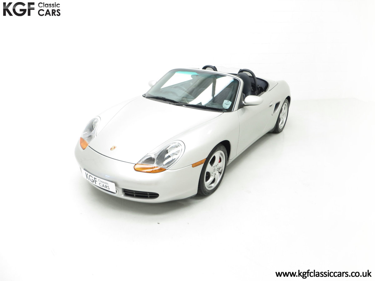 2001 A Fantastic Porsche Boxster S 3.2 Manual with 16,472 Miles For Sale (picture 5 of 24)