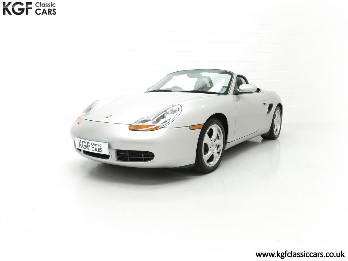 2001 A Fantastic Porsche Boxster S 3.2 Manual with 16,472 Miles For Sale (picture 6 of 24)