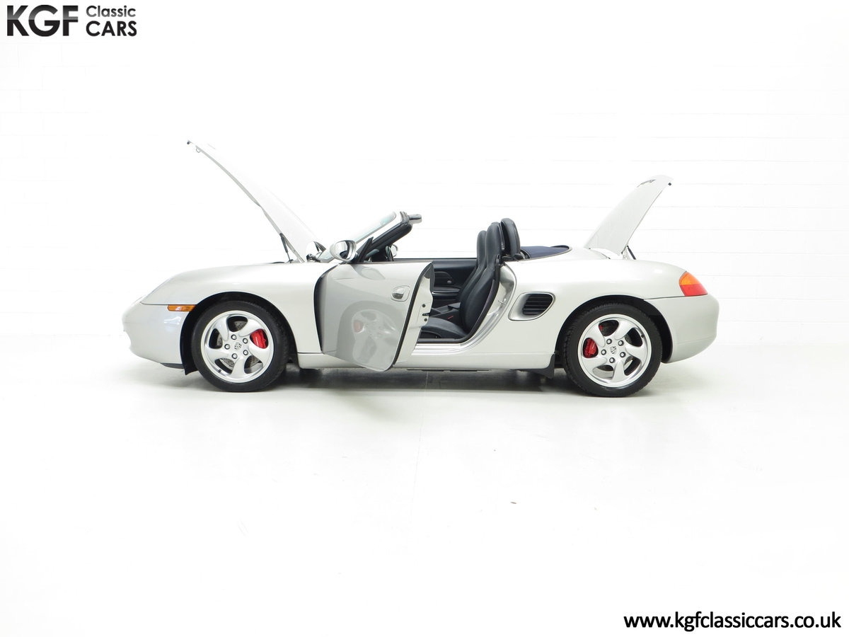 2001 A Fantastic Porsche Boxster S 3.2 Manual with 16,472 Miles For Sale (picture 7 of 24)