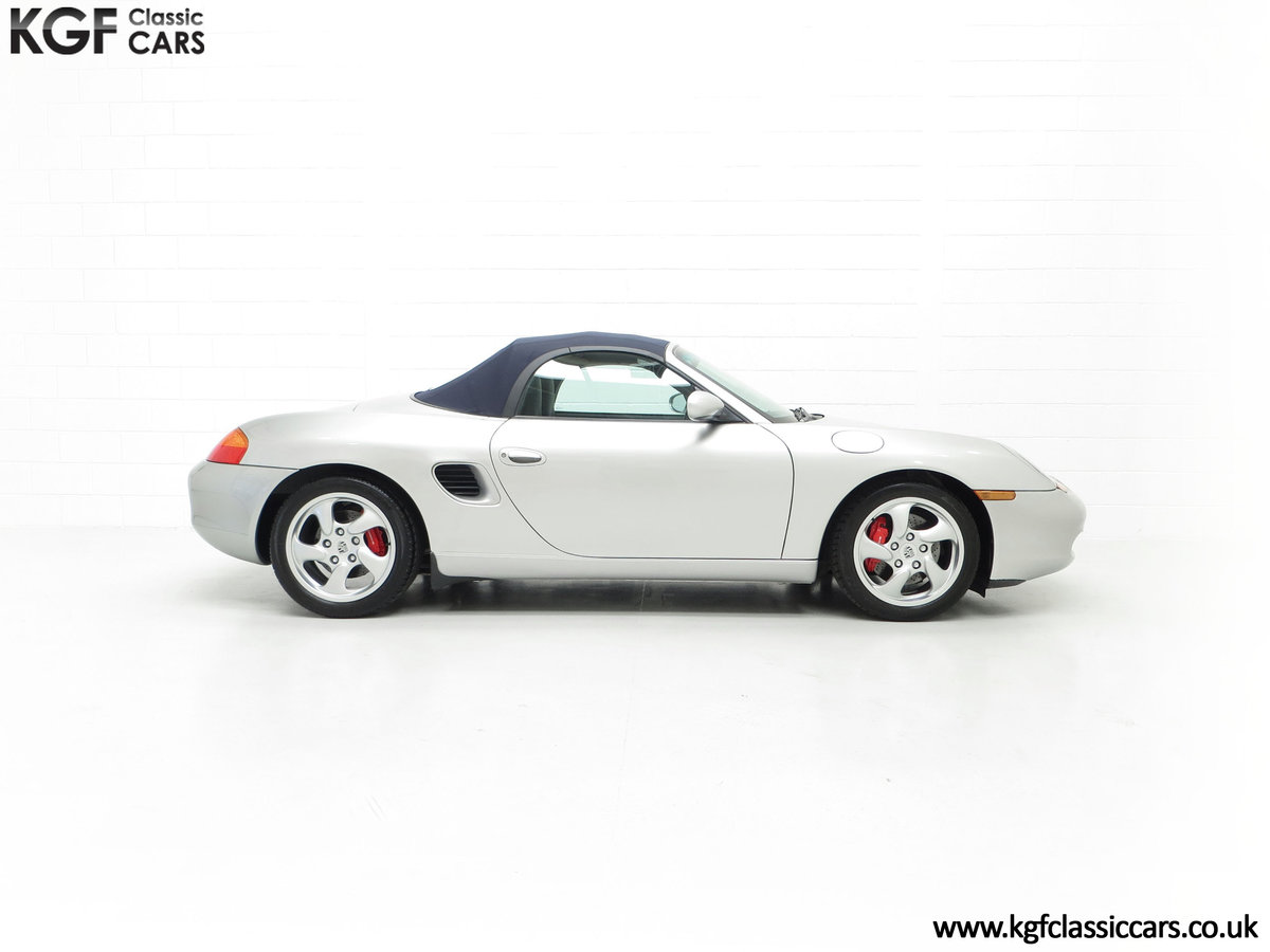 2001 A Fantastic Porsche Boxster S 3.2 Manual with 16,472 Miles For Sale (picture 14 of 24)