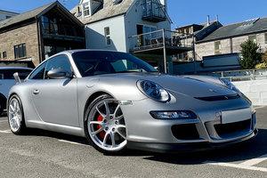 Porsche 997 GT3 manual