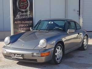 PORSCHE 964 CARRERA 4 COUPE' 1° SERVICE BOOK