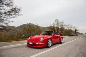 1996 PORSCHE 911 (Série 993) Carrera RS