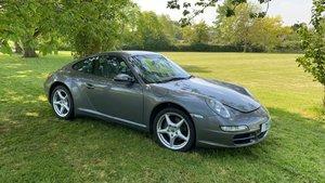 2008 Porsche 911 C4 one owner £32000