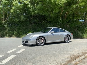 2004 PORSCHE 997 3.8 S CARRERA COUPE MANUAL IMMACULATE