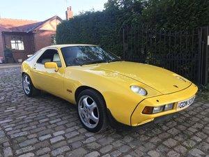 1983 Porsche 928S 4.7 V8 Auto For Sale