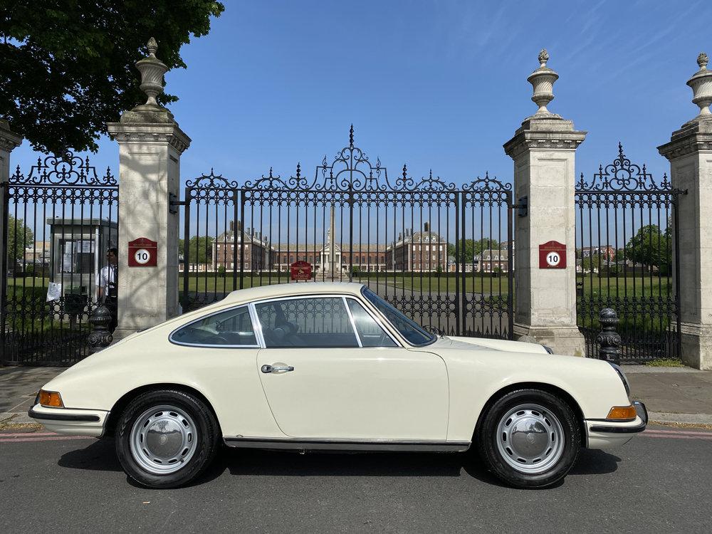 1971 1970 Porsche 911T - Restored condition For Sale (picture 4 of 24)