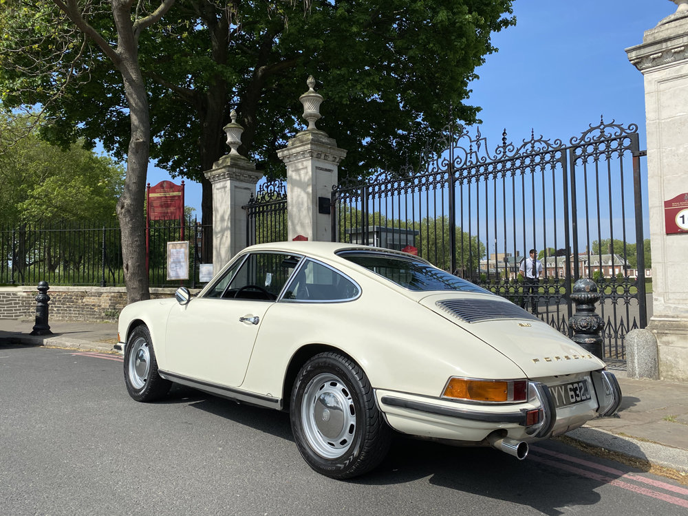 1971 1970 Porsche 911T - Restored condition For Sale (picture 9 of 24)