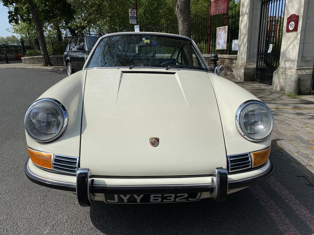 1971 1970 Porsche 911T - Restored condition For Sale (picture 12 of 24)