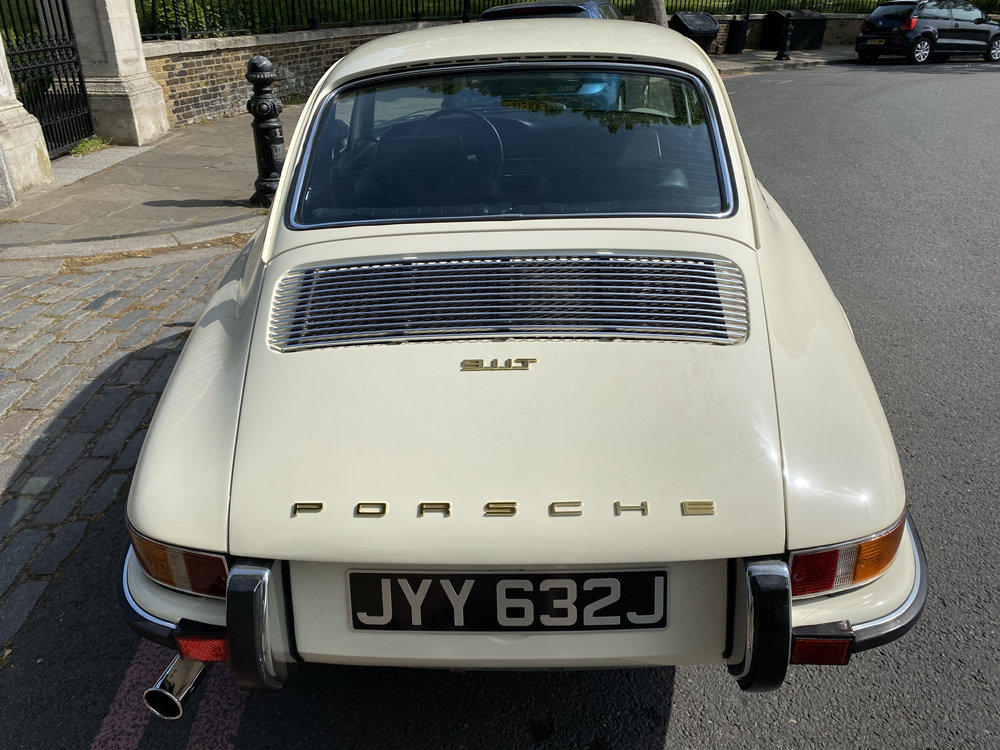 1971 1970 Porsche 911T - Restored condition For Sale (picture 13 of 24)