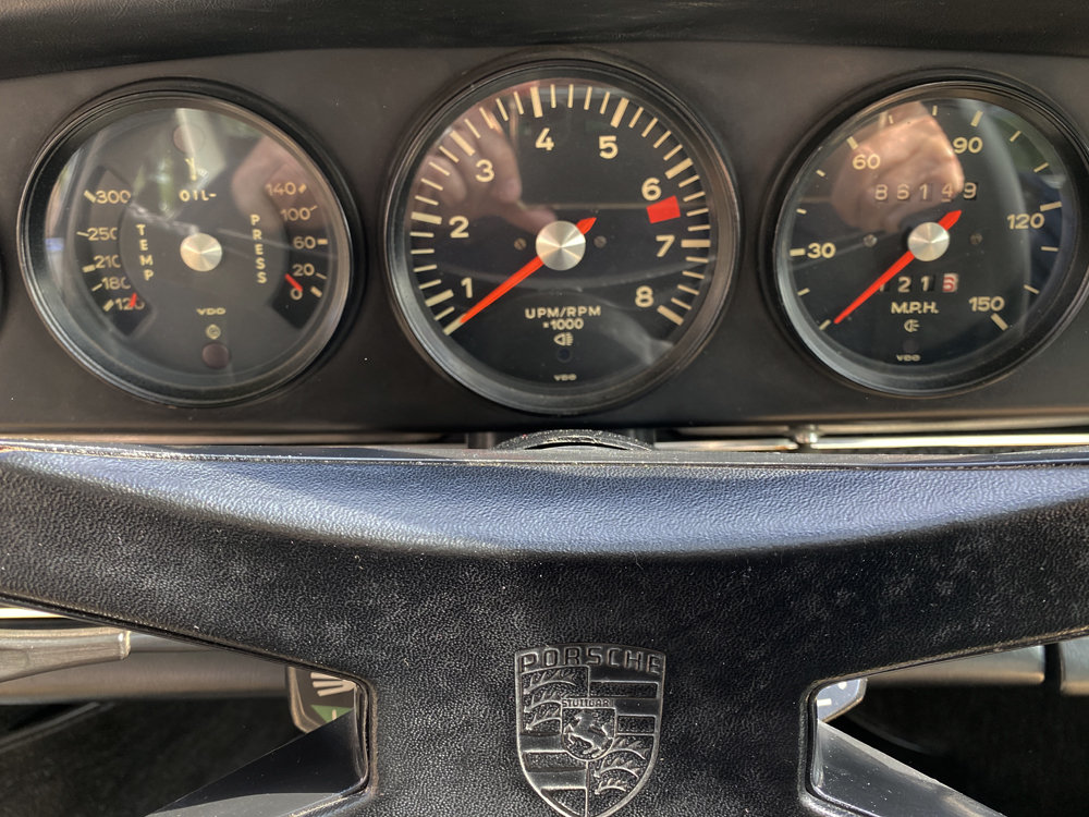 1971 1970 Porsche 911T - Restored condition For Sale (picture 15 of 24)