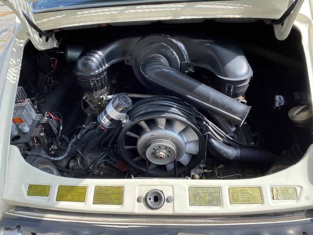 1971 1970 Porsche 911T - Restored condition For Sale (picture 20 of 24)
