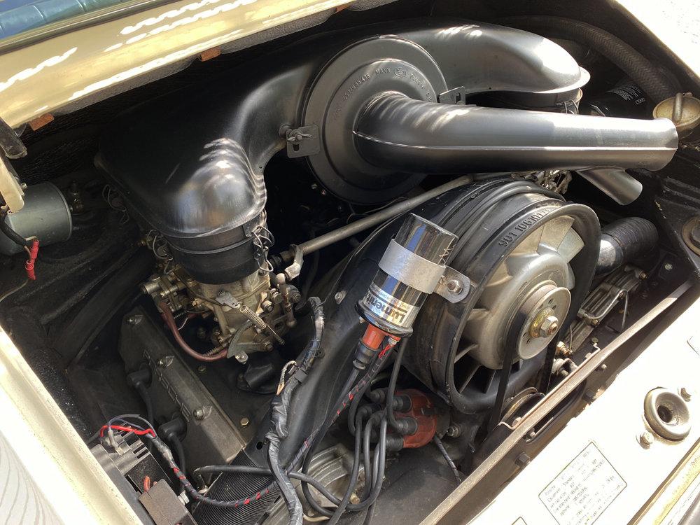 1971 1970 Porsche 911T - Restored condition For Sale (picture 22 of 24)