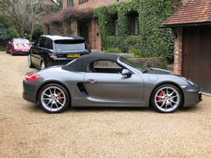 2012 Porsche Boxster 3.4 981 S PDK Just Had Major Porsche Service For Sale