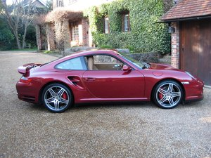 Picture of 2008 Porsche 911 (997) 3.6 Turbo Tiptronic S With Just 1 P/Owner  For Sale