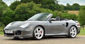2004 Porsche 996 Turbo Cabriolet - Stunning condition For Sale