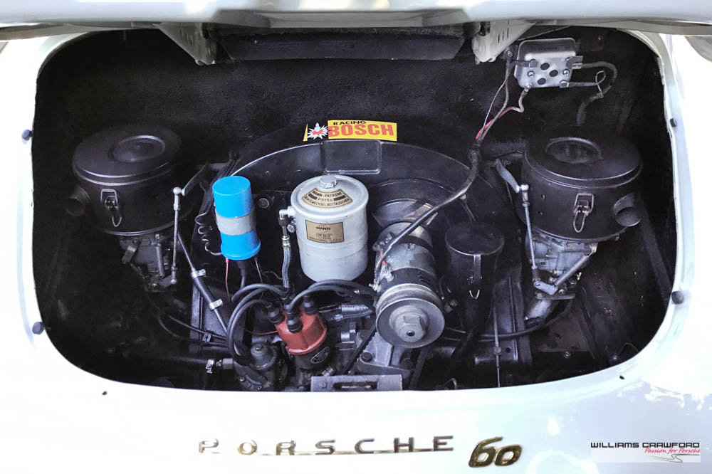 1963 Porsche 356 B T6 1600 coupe by Karmann For Sale (picture 6 of 6)