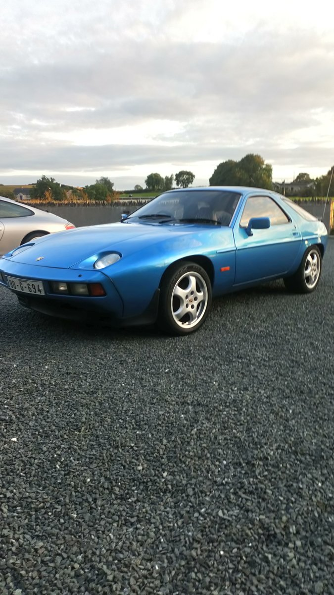 1980 PORSCHE 928S Manual series 1 For Sale (picture 1 of 6)