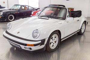 Picture of 1987 Porsche 911 Carrera 3.2 Cabrio (OT0114) For Sale