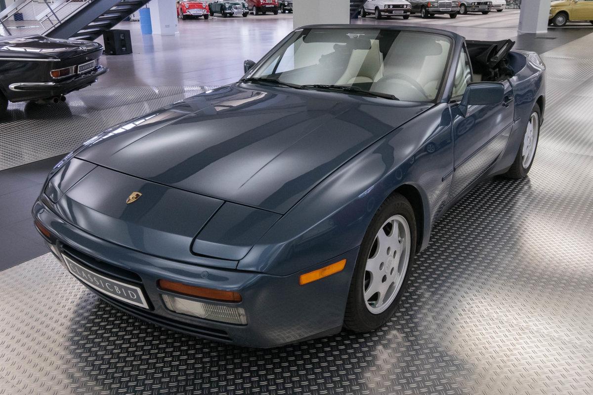 1990 Porsche 944 S2 Cabrio For Sale (picture 1 of 6)