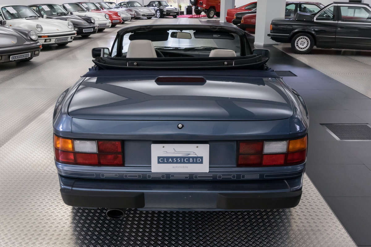 1990 Porsche 944 S2 Cabrio For Sale (picture 3 of 6)