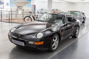 1993 Porsche 968 Cabrio