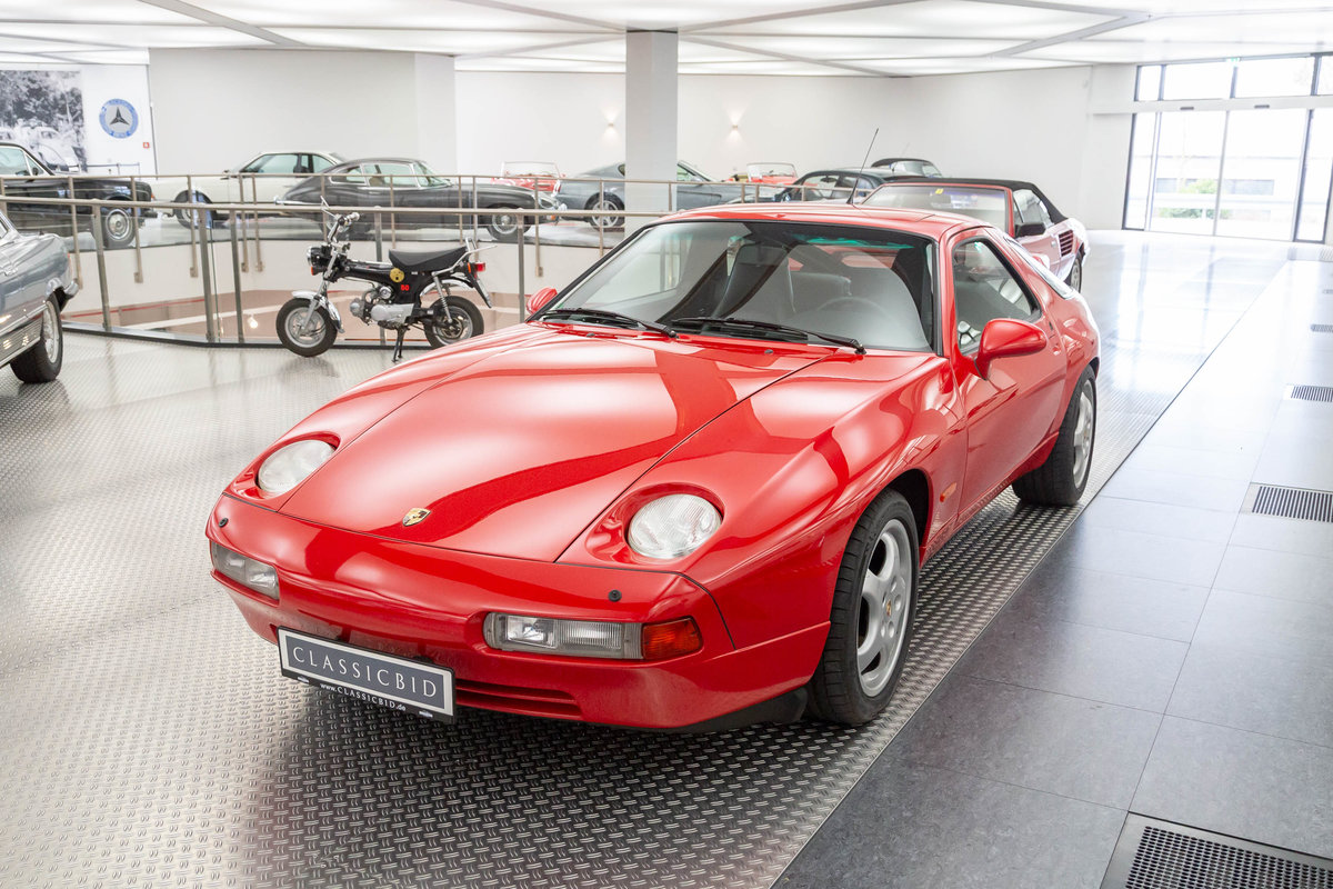 1993 Porsche 928 GTS For Sale (picture 1 of 6)