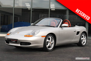 1997 RESERVED - Porsche 986 Boxster Tiptronic S SOLD