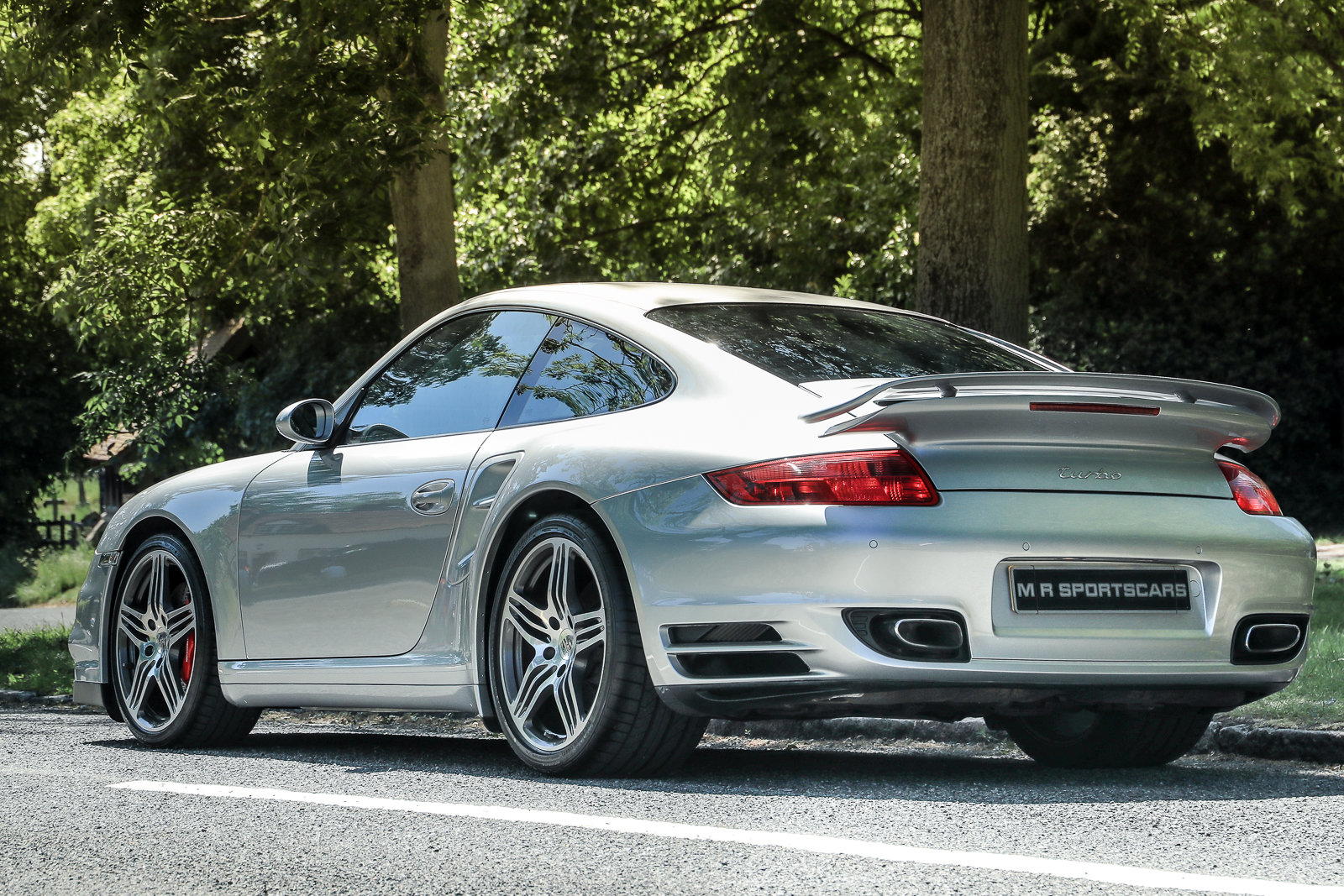 2009 Ultra Rare Porsche 911 Turbo 997 Gen 1.5 Manual Coupe For Sale (picture 2 of 6)