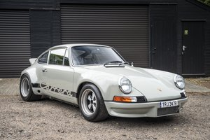 PROJECT PORSCHE 911 2.8 RSR By Retrocar
