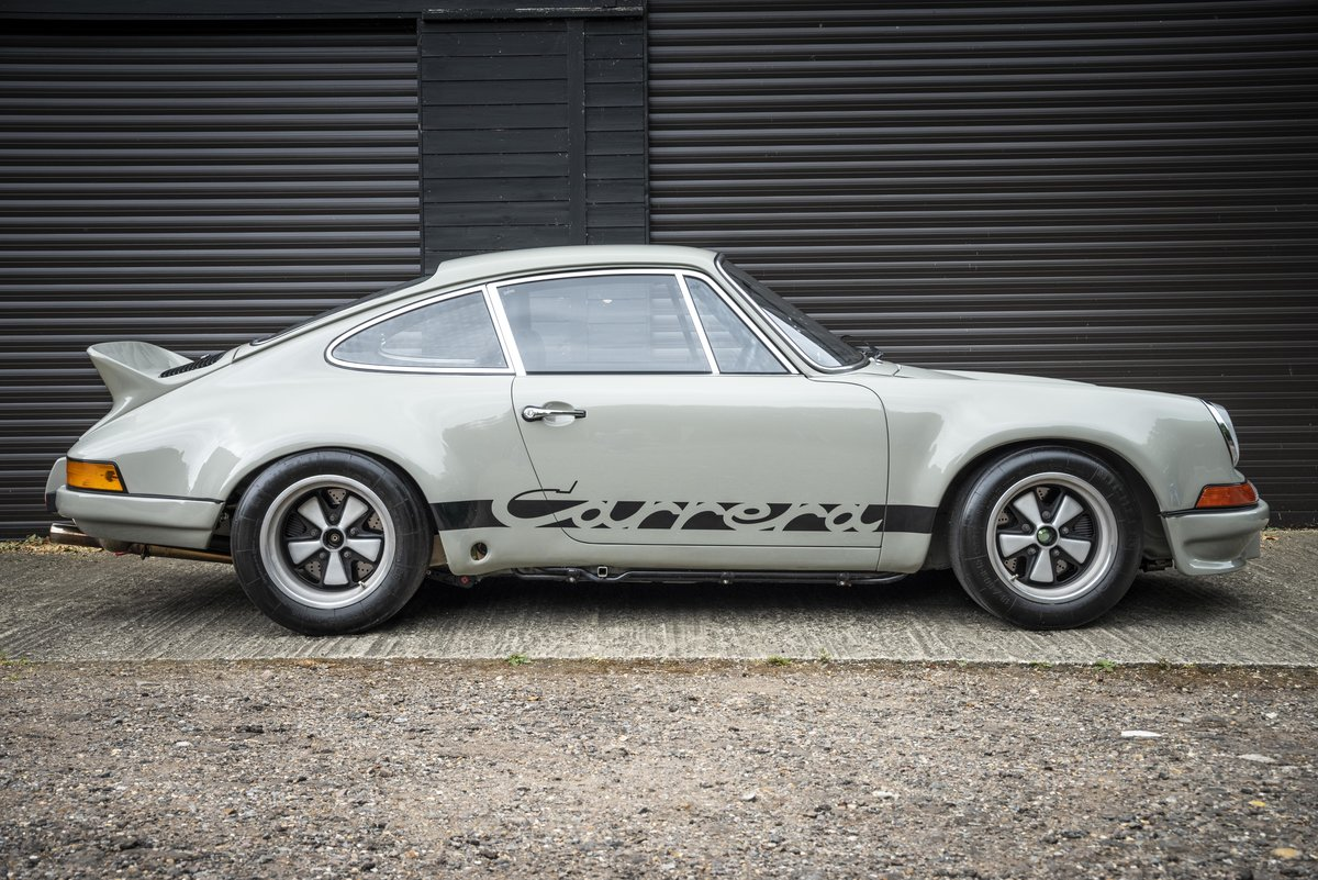 1977 PROJECT PORSCHE 911 2.8 RSR By Retrocar For Sale (picture 1 of 10)