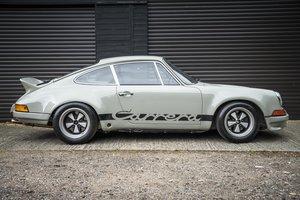 1977 PROJECT PORSCHE 911 2.8 RSR By Retrocar For Sale