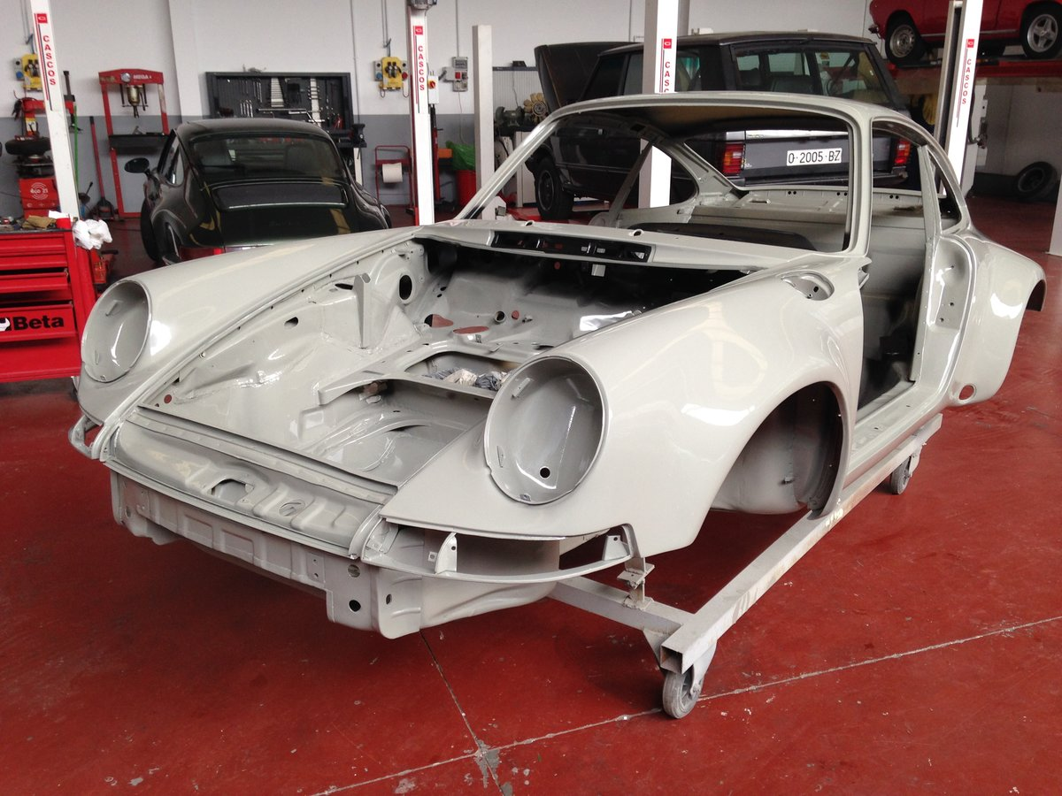 1977 PROJECT PORSCHE 911 2.8 RSR By Retrocar For Sale (picture 6 of 10)