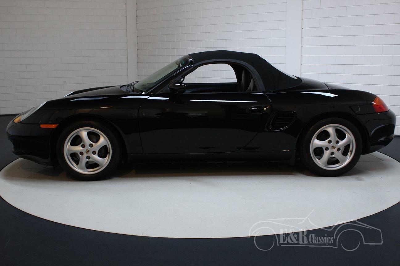 Porsche Boxster 2.5 Cabriolet 1998 Triple Black For Sale (picture 6 of 6)