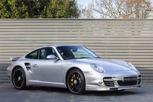 2011 Porsche 911 (997.2) Turbo S GT SILVER For Sale