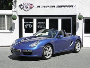 2007 Porsche Boxster 2.7 Manual Only 24000 Miles full OPC History