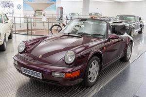 1991 Porsche 911 Carrera 4 Cabrio (964)