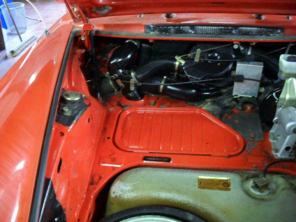 1982 LHD   Porsche 911 sc 3.0 Targa red   /  LEFT HAND DRIVE For Sale (picture 2 of 6)
