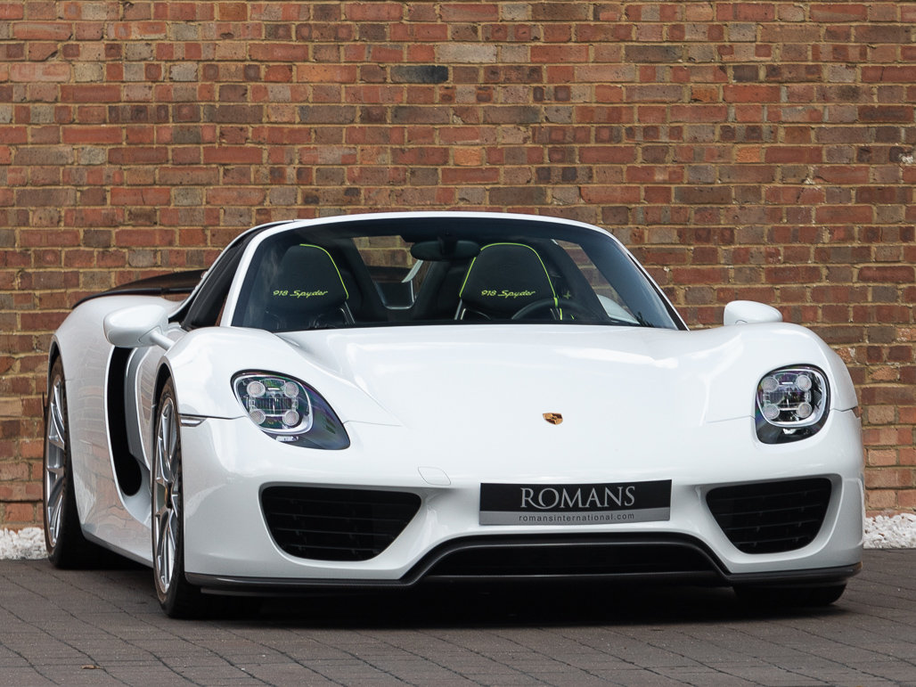 2014 Porsche 918 Spyder For Sale (picture 1 of 6)