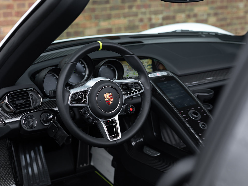 2014 Porsche 918 Spyder For Sale (picture 4 of 6)