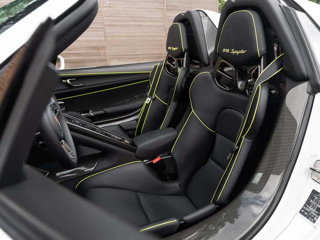 2014 Porsche 918 Spyder For Sale (picture 5 of 6)