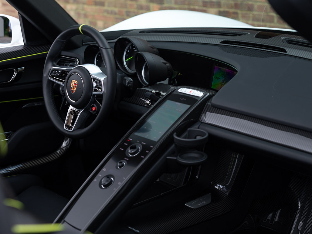 2014 Porsche 918 Spyder For Sale (picture 6 of 6)