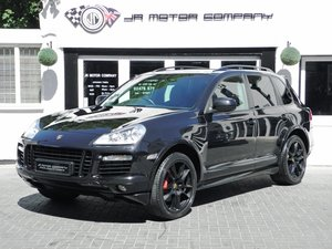 2008 Porsche Cayenne 4.8 GTS Basalt Black over £18k in options!