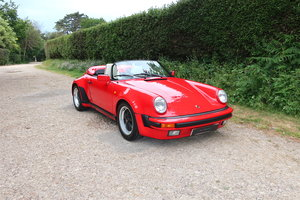 1990 Porsche 911 Speedster RHD For Sale